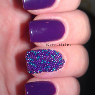 Caviar Nails: MUA Constellation Leo