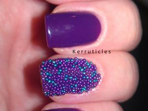 Caviar Nails: MUA Constellation Leo