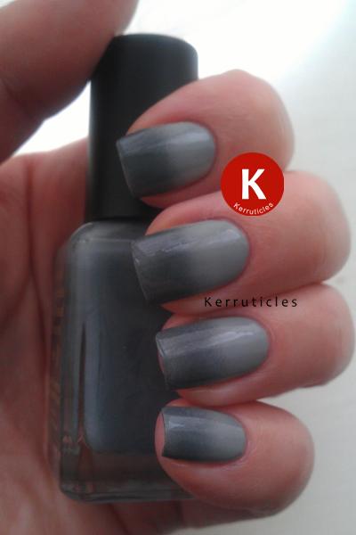 Grey gradient