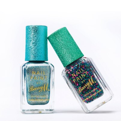 Barry M Superdrug Christmas 2012