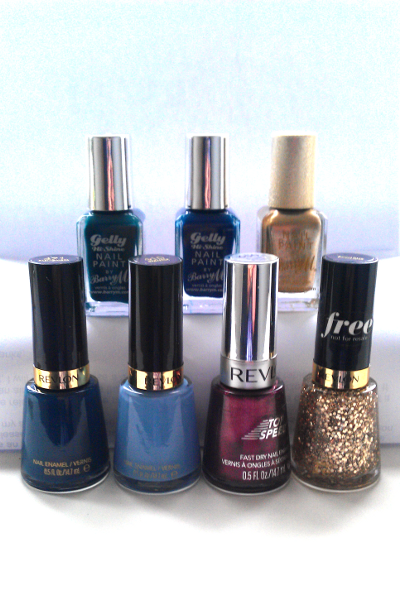 Revlon Barry M Boots freebies