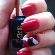 Braided nail