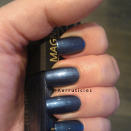 Barry M Magnetic Blue