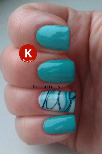 For Audrey water marble right hand