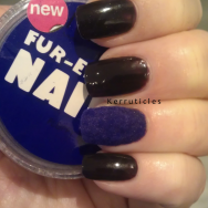 MUA Fur Effect Nails Fluffy Bobbin