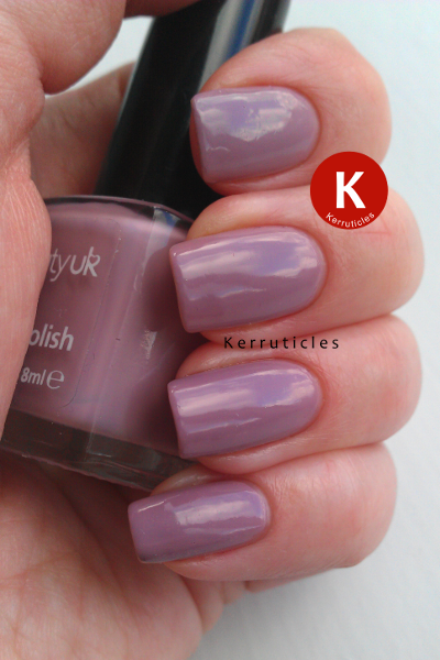 Beauty UK Smokey Lilac