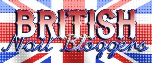 British Nail Bloggers logo