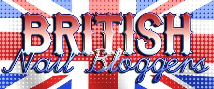 British Nail Bloggers logo