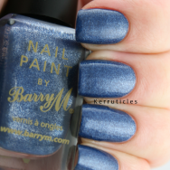 Barry M Denim nails
