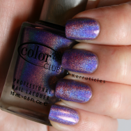 Color Club Halo Hues 2013 Eternal Beauty nails