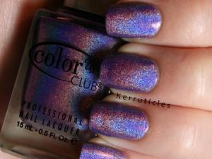 Color Club Halo Hues 2013 Eternal Beauty nails