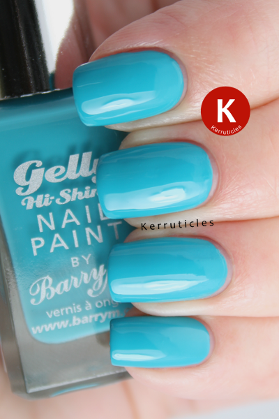 Barry M Gelly Hi-Shine Guava