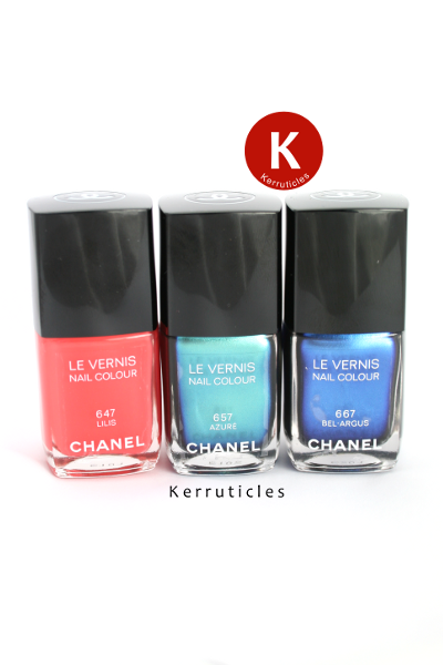 New Chanel L'Été Papillon Summer 2013 collection