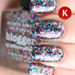 piCture pOlish Blogger over A England Lady of Shalott