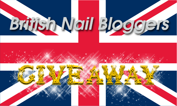 British Nail Bloggers giveaway