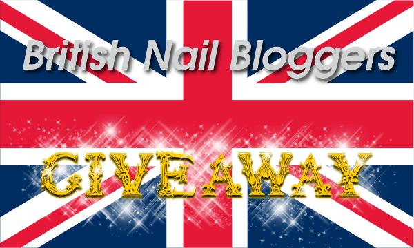 British Nail Bloggers giveaway