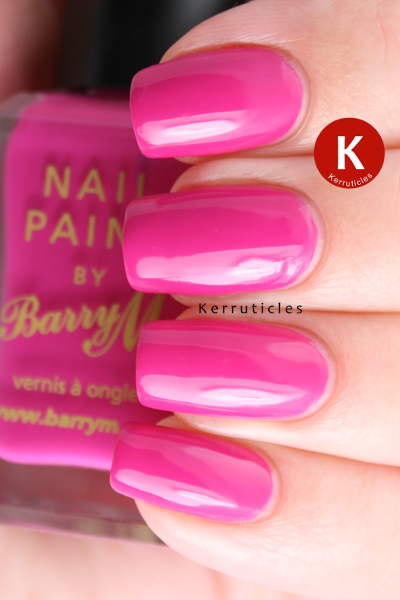Barry M Fuchsia