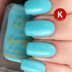 Barry M Turquoise