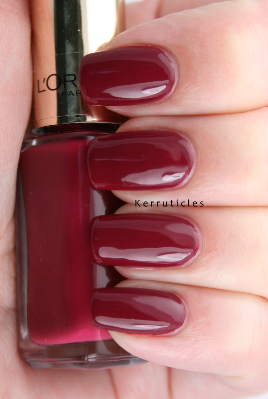 L\'Oréal Color Riche Addictive Plum | Kerruticles