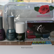 Inky Whiskers giveaway prizes nails