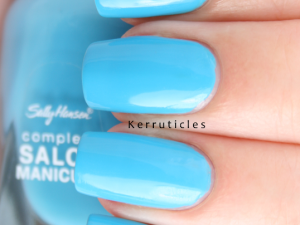 Sally Hansen The Sky's The Limit nails