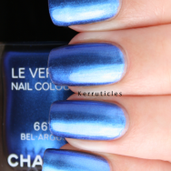Chanel Bel-Argus nails