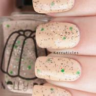 Nelly Polish Gumpas nails