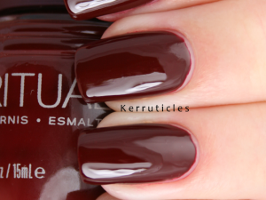 SpaRitual From The Heart nails