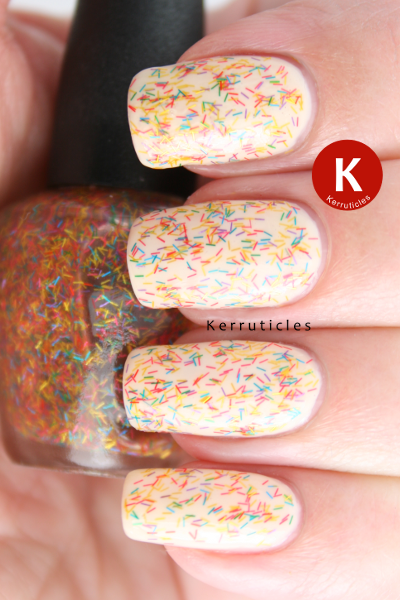 Nail Lacquer UK Autumn Weathers