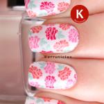 Incoco Very Rosy nail strips