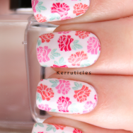 Incoco Very Rosy nail strips