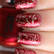 Indian nails A England Perceval nails