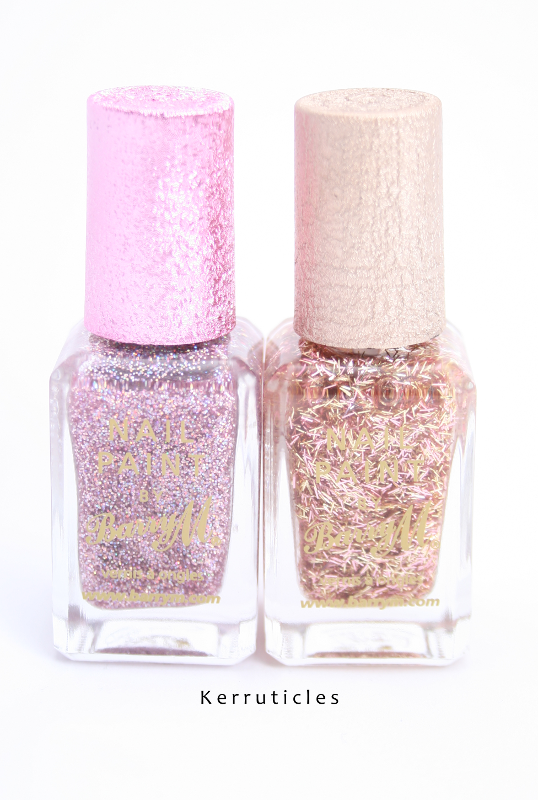 New Barry M limited edition polishes in Superdrug | Kerruticles