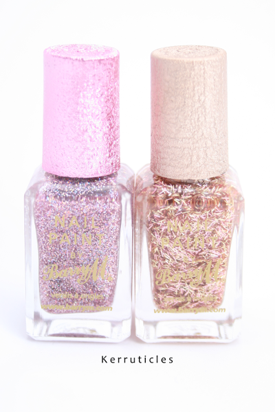 New Barry M Limited Edition Polishes In Superdrug