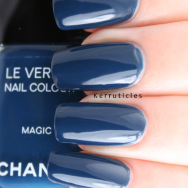 Chanel Magic nail polish