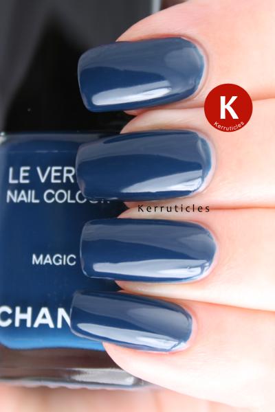 Chanel Magic nail polish