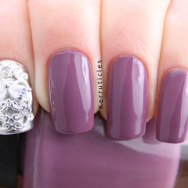 Born Pretty Store nail jewellery OPI Im Feeling Sashy nails