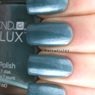 CND Vinylux Daring Escape nails