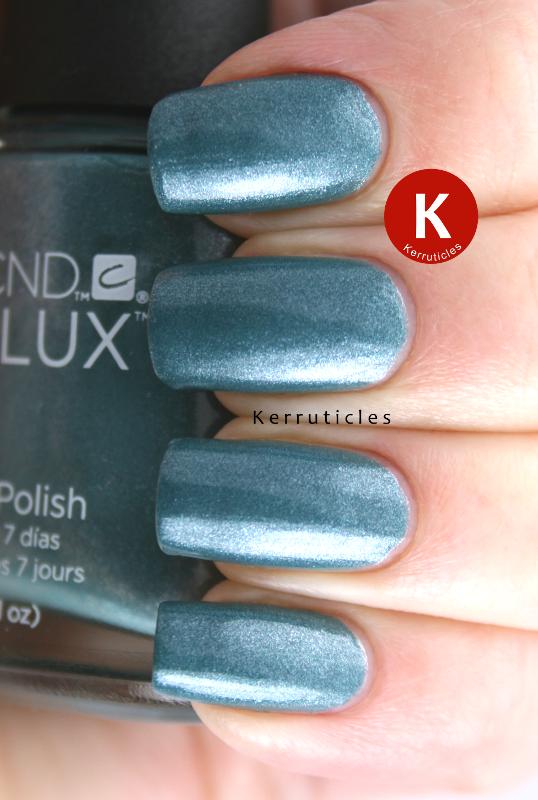 CND Vinylux Daring Escape manicure