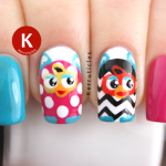 Furby nails