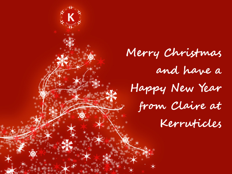 Merry Christmas 2013 from Kerruticles