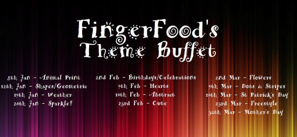 FingerFood's Theme Weeks