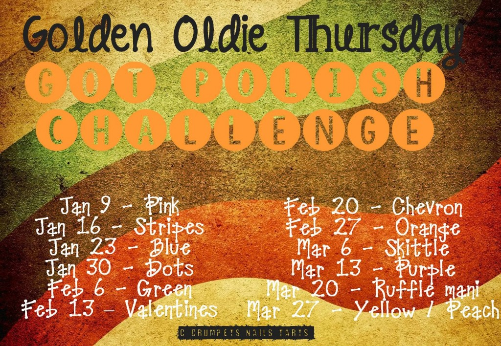 Golden Oldie Thursday