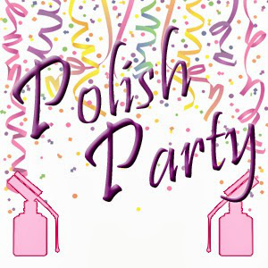 Polish Party nail art challenge