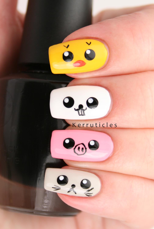 83 Best Japanese Nail Art images | Japanese nail art ... |Cute Japanese Nail Art