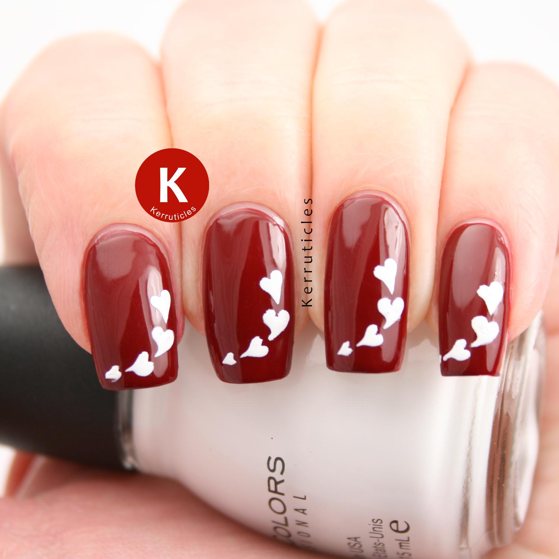 February 2014 Manicures Kerruticles