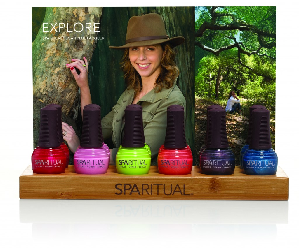 SpaRitual Explore collection Spring 2014