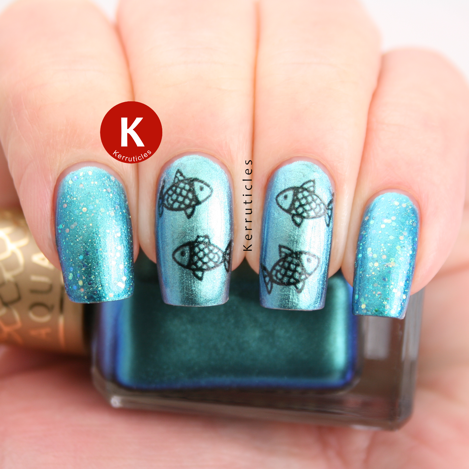 March 2014 Manicures Kerruticles
