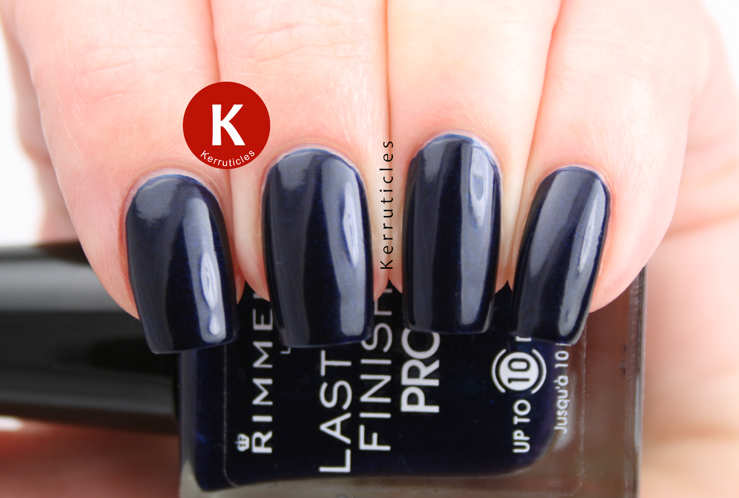Rimmel Midnight Blue
