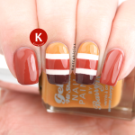Autumnal stripes